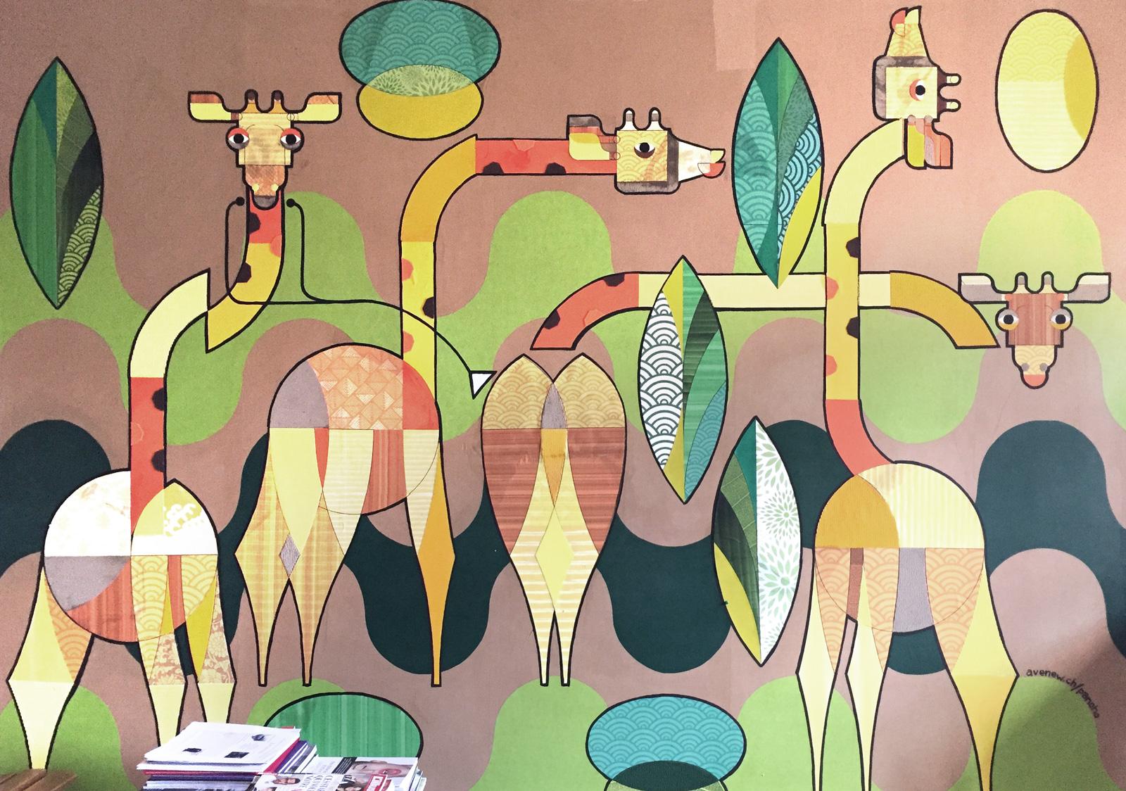 etche-art-francisco-etchepareborda-girafes